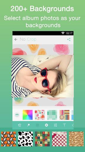 No Crop & Square for Instagram - screenshot