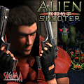 Game 孤胆枪手 (Alien Shooter) apk for kindle fire