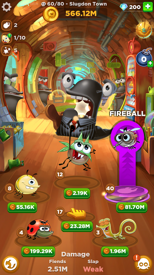 Best Fiends Forever Screenshot 4