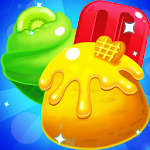 Ice Cream Blast - Match 3 Icon
