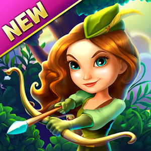 Robin Hood Legends – A Merge 3 Puzzle Game For PC / Windows 7/8/10 / Mac – Free Download