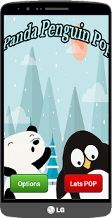 Panda Penguin Pop - screenshot