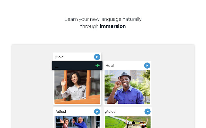 Rosetta Stone: Learn to Speak & Read New Languages Screenshot 9