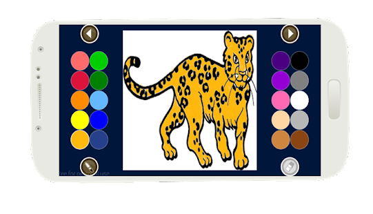 Game Coloring Book APK For Windows Phone