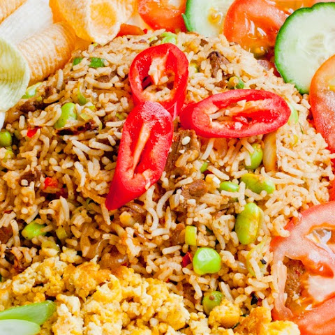 Vegan Indonesian Nasi Goreng(Fried Rice)