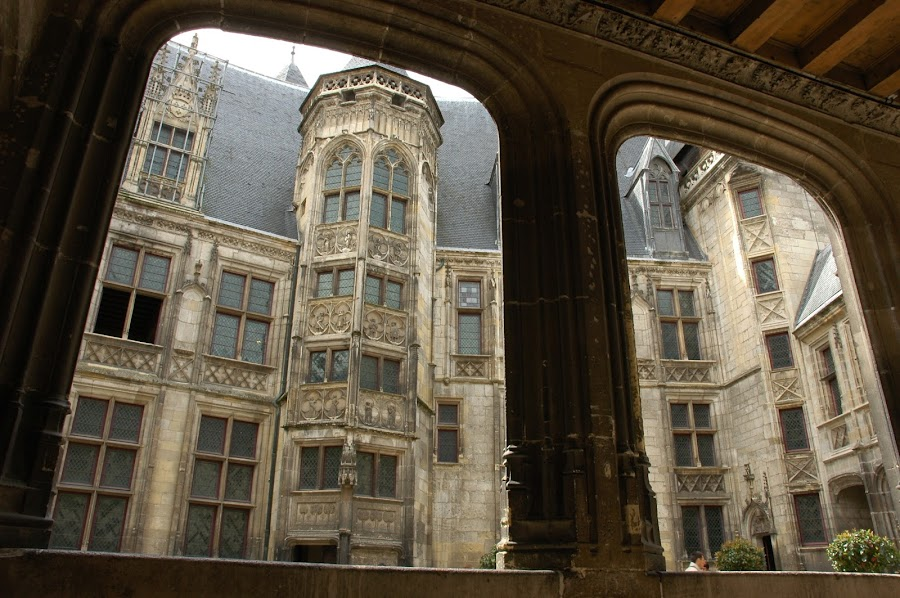 by Ramade Genevieve - Buildings & Architecture Architectural Detail (  )
