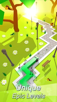 Dancing Line By Cheetah Games APK screenshot thumbnail 3