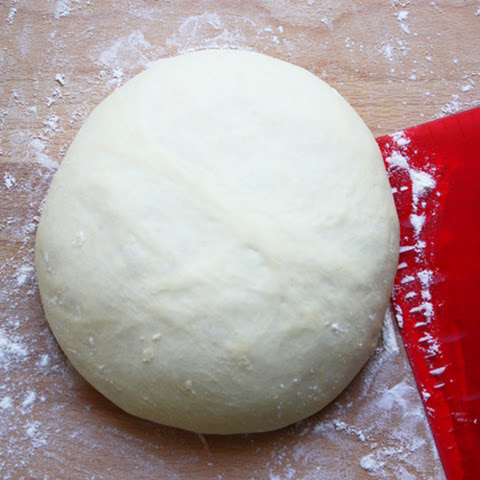 20-Minute Pizza Dough