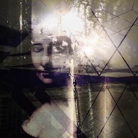 Mona Lisa by Austin Lubetkin - Digital Art People