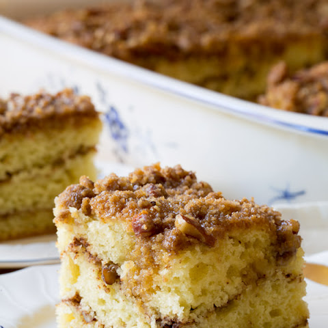 Kahlua Coffee Cake