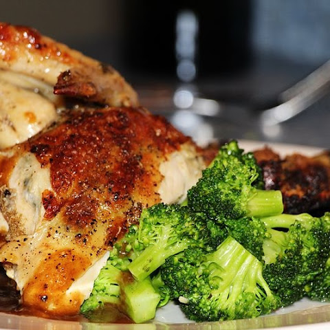 Homemade Roasted Chicken