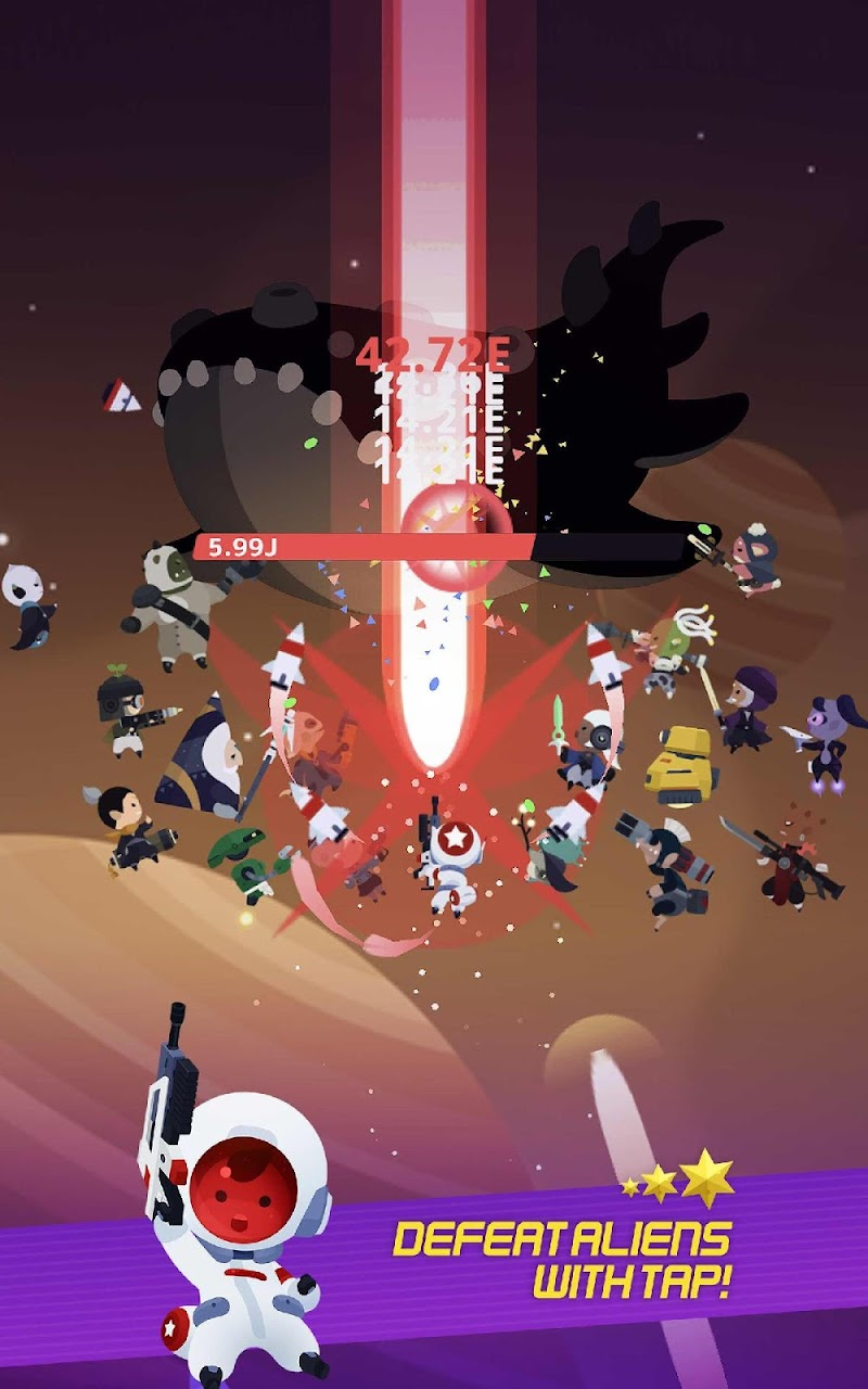 Tap! Captain Star Screenshot 15