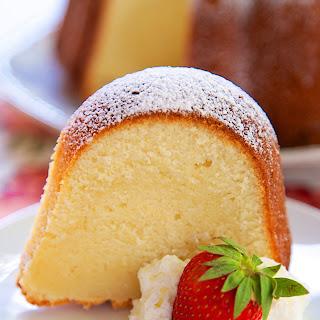 Pound Cake Flavors Recipes