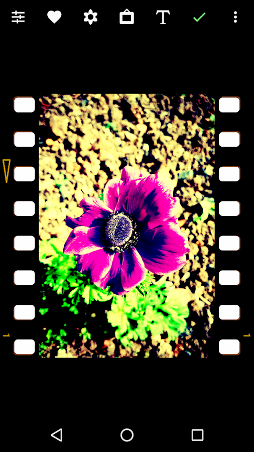 Vignette・Photo effects Screenshot 2