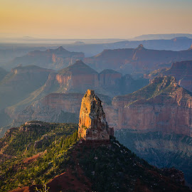 Grand Canyon by Amy Ann - Landscapes Mountains & Hills