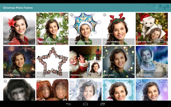 Christmas Photo Frames 🎄 🎅 APK screenshot thumbnail 8