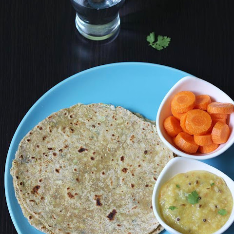 Cabbage Paratha Recipe | Easy Paratha