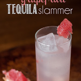 Tequila Drinks With Grapefruit Juice Recipes
