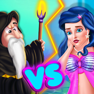 Mermaid Rescue 4: Rescue Mermaid's Brother For PC (Windows & MAC)
