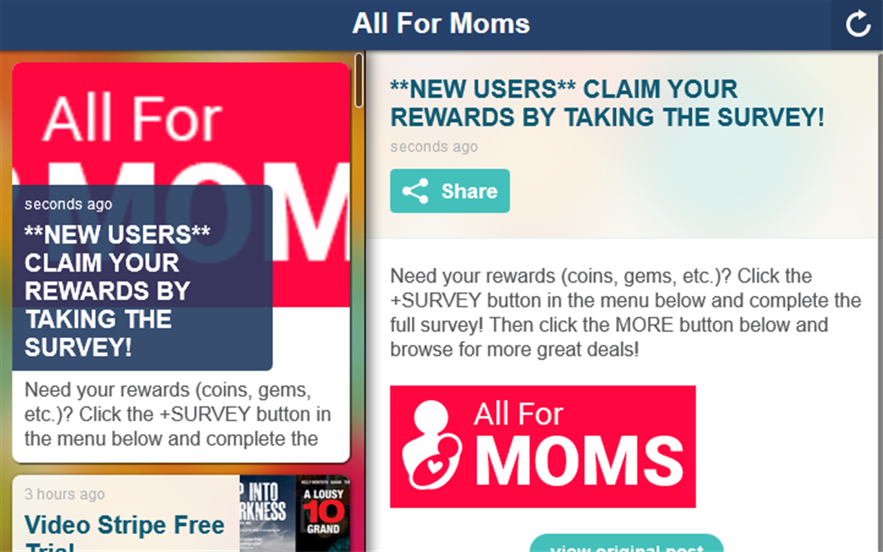 All For Moms Screenshot 3
