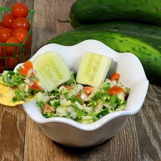 Spicy Cucumber Salsa Recipes