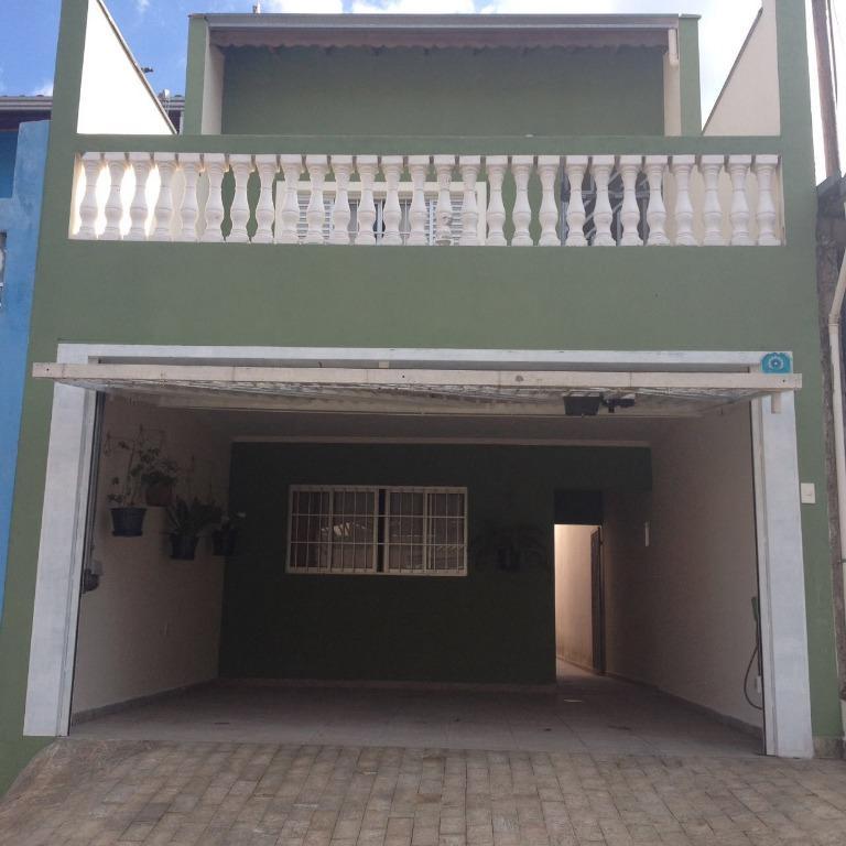 Casa 3 Dorm, Vila Anchieta, Jundiaí (CA1052)