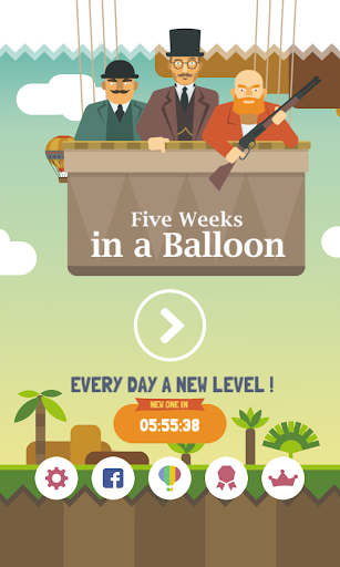 5 Weeks in a Balloon - Premium - screenshot