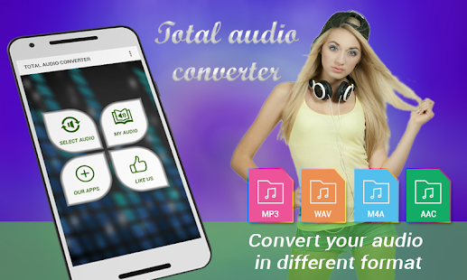 Total Audio Converter - screenshot