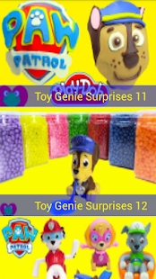 Toy Genie Surprises- screenshot thumbnail
