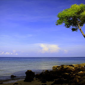 Loneliness by Suwito Pomalingo - Landscapes Beaches ( leato, gorontalo )