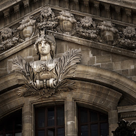 Paris Indian by George Nichols - Buildings & Architecture Other Exteriors ( paris, facade, france, architecture, design )