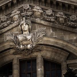 Paris Indian by George Nichols - Buildings & Architecture Other Exteriors ( paris, facade, france, architecture, design )