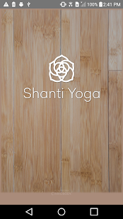 Shanti Yoga STL - screenshot