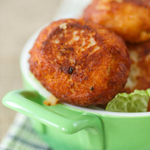 Fried Ricotta Meatballs