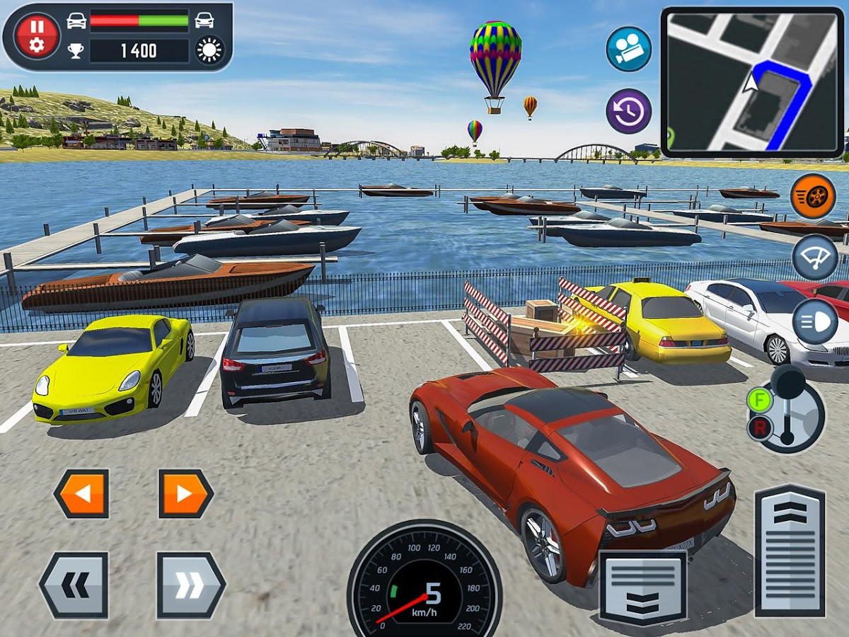 Car Driving School Simulator Screenshot 13