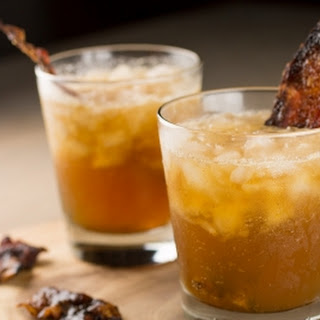 Smoky Whiskey Mule