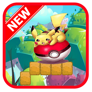 Download Pikachu Go : Dash & Pokimon For PC Windows and Mac