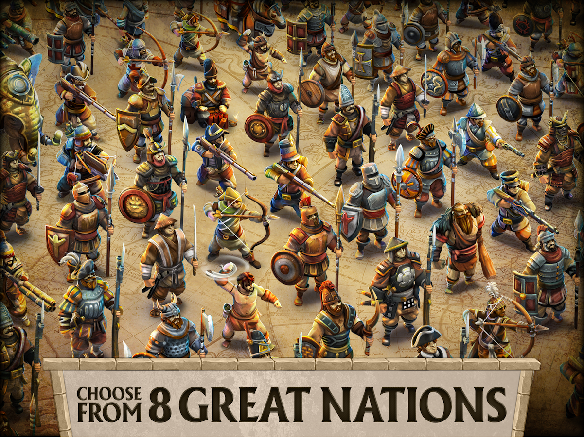 DomiNations Screenshot 14