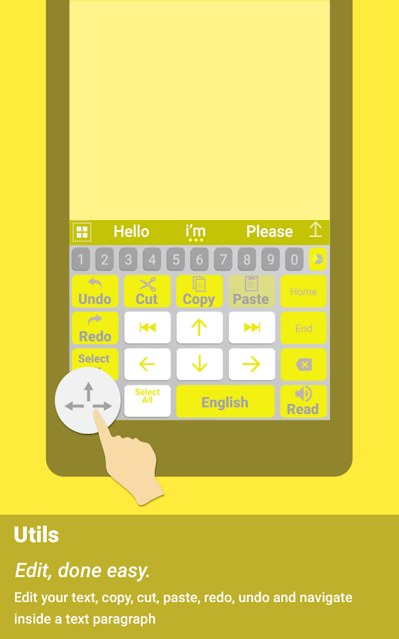 ai.type keyboard Pro + Emoji Screenshot 15