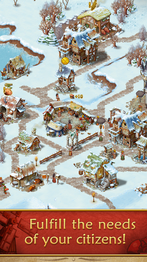 Townsmen Premium Screenshot 2