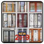 Window Trellis Design 2019 Icon