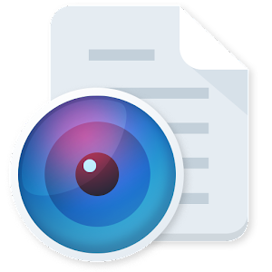 Scan, create and share multi page PDF files and documents using your camera. APK Icon