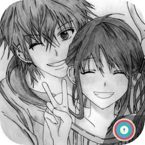Anime Couple Cute Wallpapers