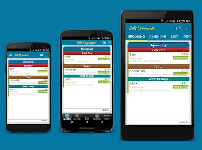 App Bills Organizer Free APK for Windows Phone | Android ...
