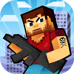 Gang Craft City Wars Icon