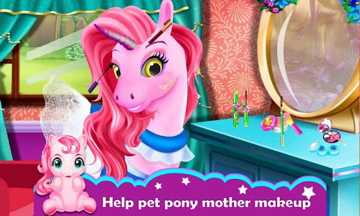 Pet Pony SPA- screenshot