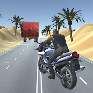 Moto Racing Highway