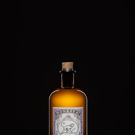 Monkey 47 by Joost Postma - Food & Drink Alcohol & Drinks ( studio, gin, life style )