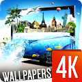 4D Wallpapers 4K APK for Bluestacks