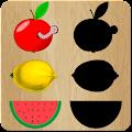 Fruits Vegetables For Toddlers APK for Bluestacks